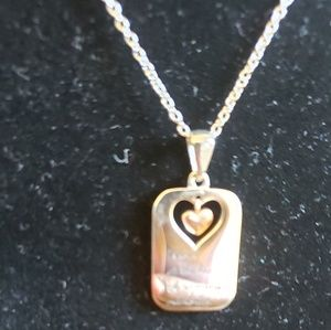 Necklace with chain